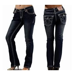 Ladies Tight Fit Jeans