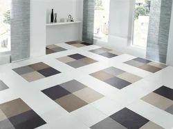 PVC Tiles Flooring Service