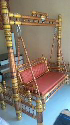 Royal Wooden Swing