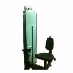 Foam Seat Leg Curl Machine