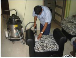 Upholstery Scotchgard Housekeeping Service