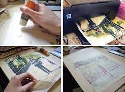 Handmade Paper Printing Services