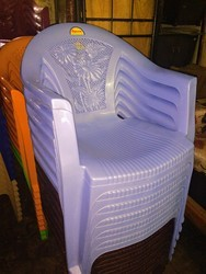 Supreme Multi plastic chairs