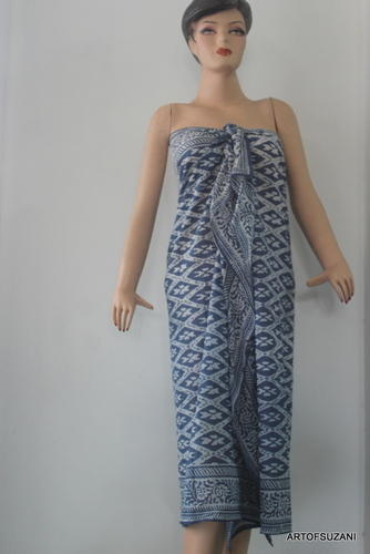 892517c280 Cotton/Linen Hand Block Print Sarong, Rs 220 /piece, Vandana ...