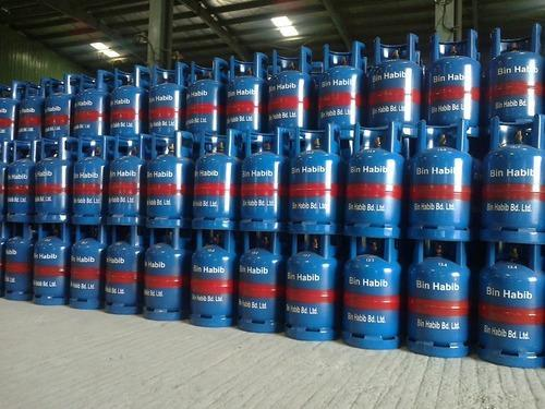 Industrial LPG Gas Cylinders - View Specifications & Details