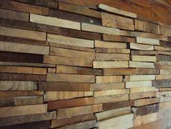 Wood 3D Wall Panel