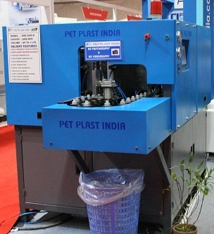 PET Bottle Blowing Machines - Fully Automatic PET Blowing