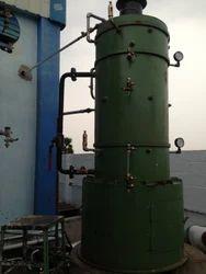 Non IBR Tube Type Boiler