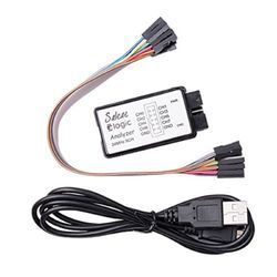 USB Logic Analyzer 24m 8 Ch Channels