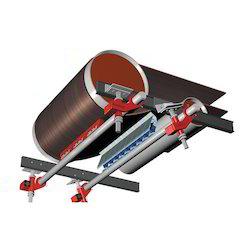 External Conveyor Belt Scraper