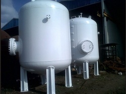Air Receiver Tanks