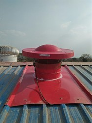 Roof Mounted Turbo Ventilators