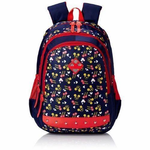 83486c898174 Printed School Bag at Rs 500  piece