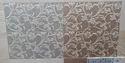 Printed Flower Tiles