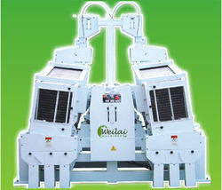 Double- Boby Gravity Rice Separator
