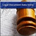 Legal Document Data Entry