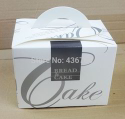 Take Away Cake Box