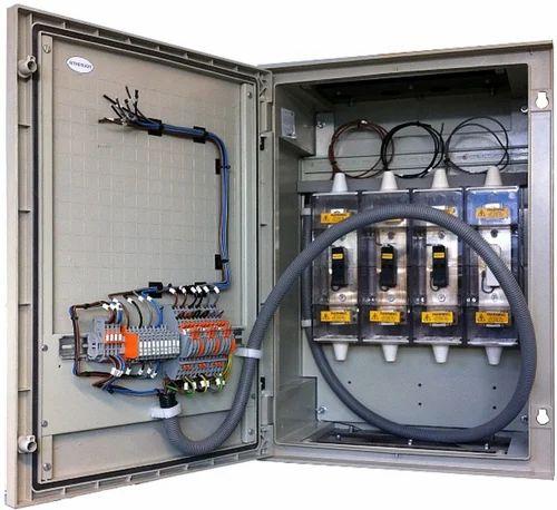 Metering Control Panel, Electric Meter Panel Box - Powertech ...