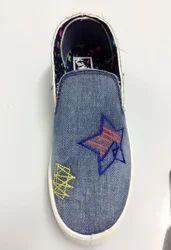 Kayvee Footwears Designer Denim Shoes