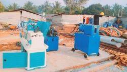 Steel Strength Rebar Cold Forging Machine, Size: 32 Mm, 350