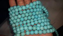 Firoja Turquoise Natural Beads And Bracelet