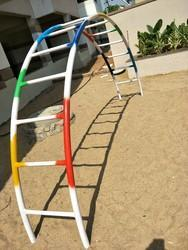 Playground Rainbow Ladder