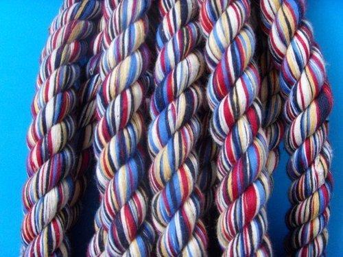 new styles 01420 9b755 Multi Colored Rope