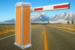 Toll Plaza Boom Barrier