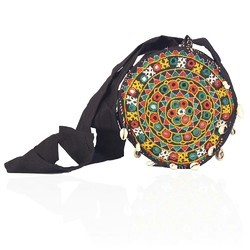 Ethnic Hand Embroidered Shoulder Bag