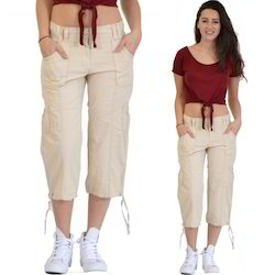 Womens Capri in Jaipur, Rajasthan | Ladies Capri Suppliers ...