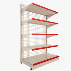 MS Grocery Display Rack
