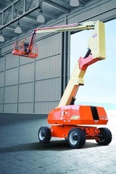 Articulated Scissors Man Lift on Hire