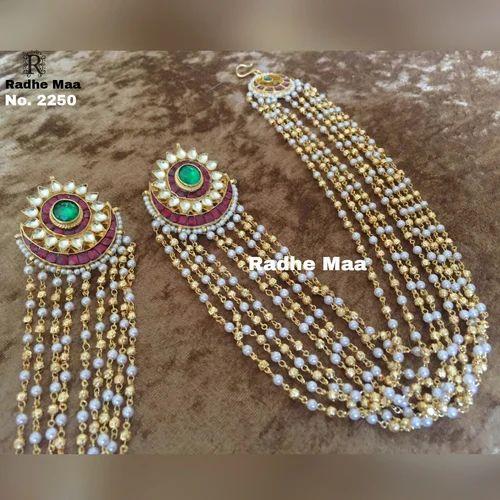 0c6e1e9add Radhe Maa Jewels South Indian Kundan Jewellery   ID: 13618551573