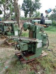 Bfw Universal Milling Machine With Rotary Table