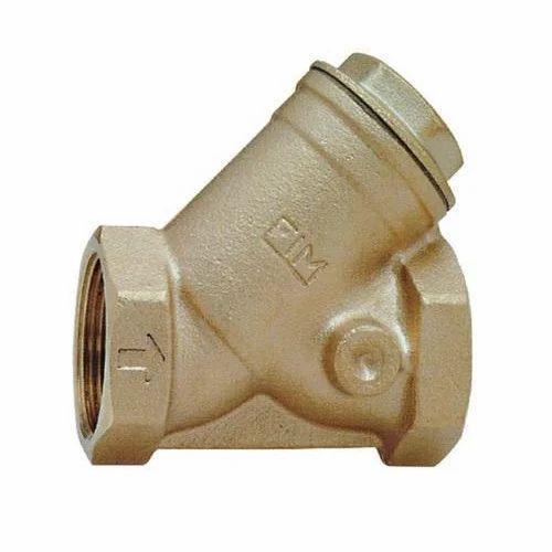 CIM 74A Bronze Y Strainer