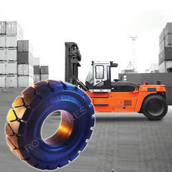 Industrial Solid Cushion Tyres
