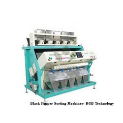 Black Pepper Sorting Machines