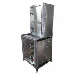 Stainless Steel Idli Making Machine for Restaurant
