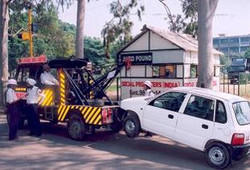 Heavy Vehicle Towing Services