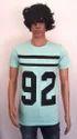 Men's Hosiery Polo T-shirt, Size: M