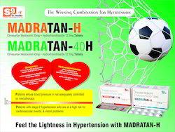 Olmesartan Medoxomil 20mg , Hydrochlorthiazide 12.5mg