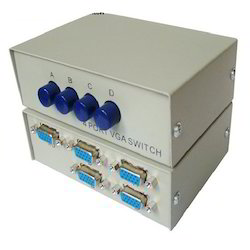 VGA Switchers 2/ 4 Ports
