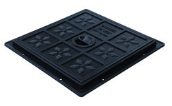 Heavy Plastic Manhole Cover
