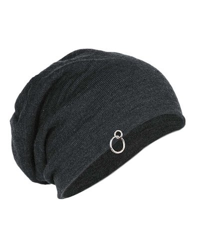 a233ce966c5 Finger s Grey Slouchy Beanie - Skull Cap at Rs 85  piece