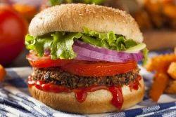 Burger Marky Momos Kota