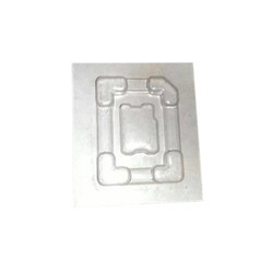 Transparent Memory Card Blister Tray