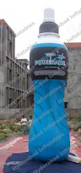 Power Bottle Shape Inflatables