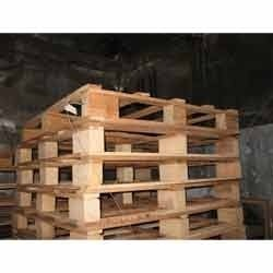 Rubber Wood Pallets at Best Price in India