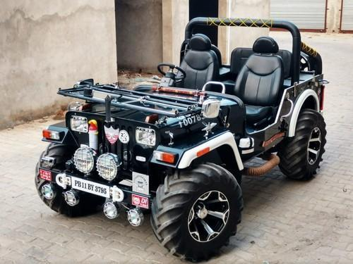 Image Result For Modified Jeep Dabwali