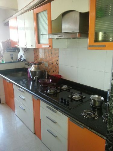 Charming Modern Acrylic Modular Kitchen Kitchens. Modular Kitchen Designs Mumbai ...